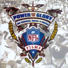 NFL MUSIC CD