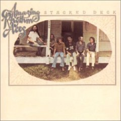"""The cover of """"Stacked Deck,"""" released by the Amazing Rhythm Aces in 1975."""