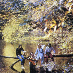 """Album cover of """"Wild Life"""" by Wings from 1971."""