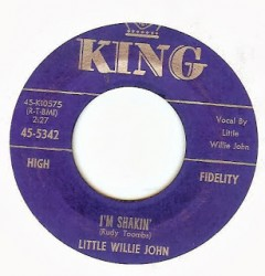 im shakin little willie john