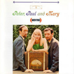Peter Paul Mary Moving LP