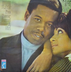 eddie floyd never found girl lp