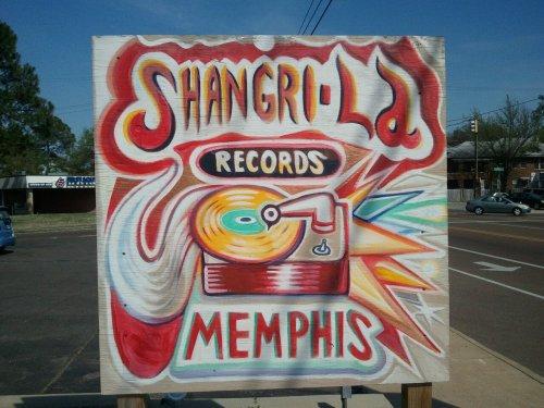 shangri la records memphis 2014