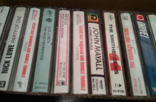cassettes 053114