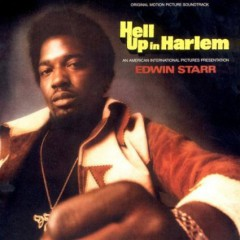Edwin Starr Hell Up In Harlem LP