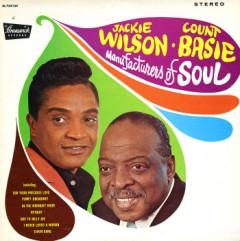 Jackie Wilson Count Basie MOS LP