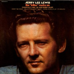 jerry lee lewis killer rocks on lp