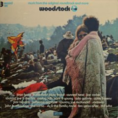 Woodstock soundtrack LP